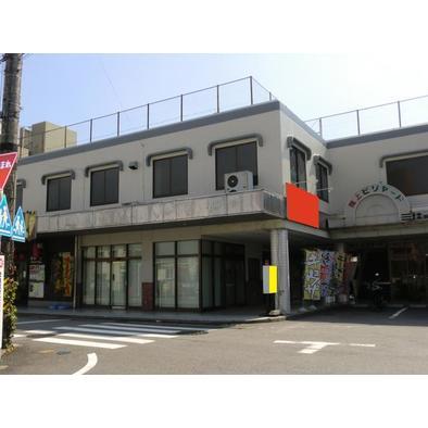 美合駅前ビル♪お客様専用駐車場8台分有り♪