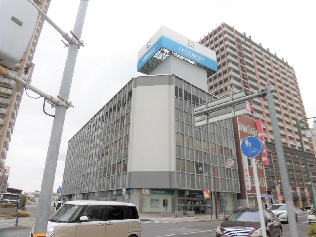 交通量・人通りの多いロードサイド物件!東岡崎駅からも近く、移動も便利です!事務所をお探し方におすすめです!