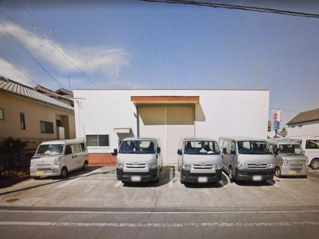 倉庫前駐車場5台込!26号線近くでアクセス便利です!