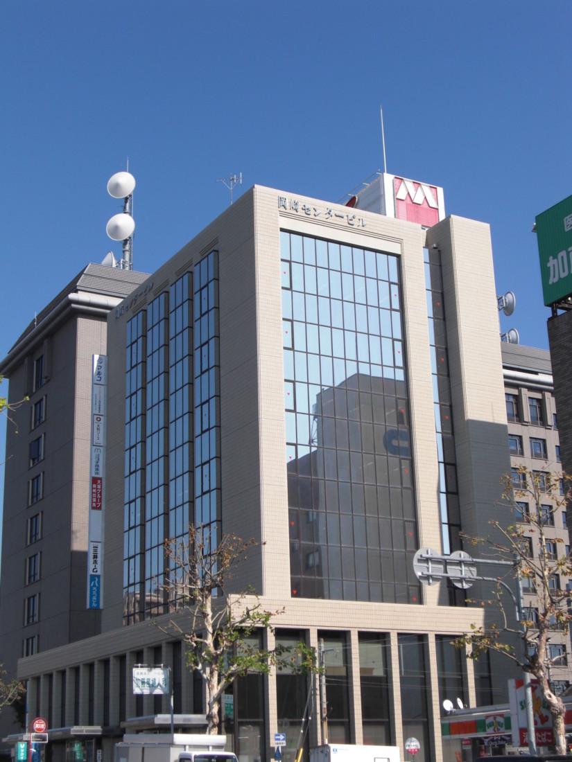 東岡崎駅から徒歩7分 駅近オフィスビル